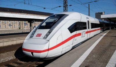 Germania reduce prețul biletelor de călătorie cu trenul, în contextul crizei climatice
