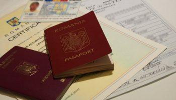 Anunț! Se schimbă modalitatea de eliberare a actelor românești