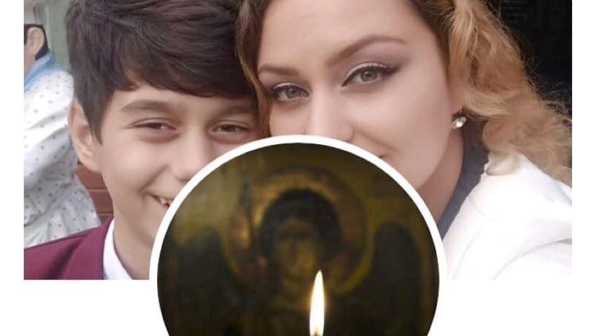 Foto: Băiețelul de la Orhei, înjunghiat mortal, era singurul copil al familiei