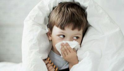 Număr crescut de viroze în capitală: sunt afectați în special copiii cu vârsta de până la 5 ani