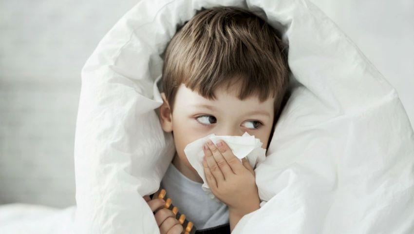 Foto: Număr crescut de viroze în capitală: sunt afectați în special copiii cu vârsta de până la 5 ani