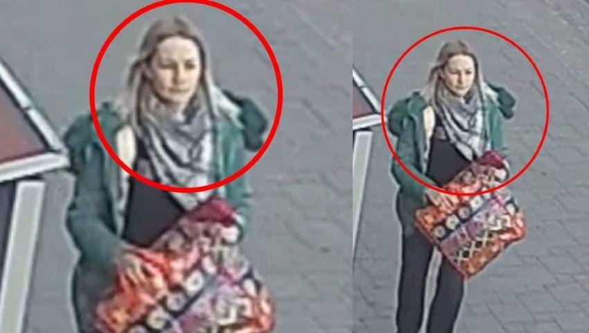 Foto: Poliția solicită ajutor în identificarea femeii din imagine