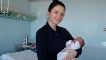 Primul bebeluș născut în 2020, într-un oraș din Italia, este moldovean