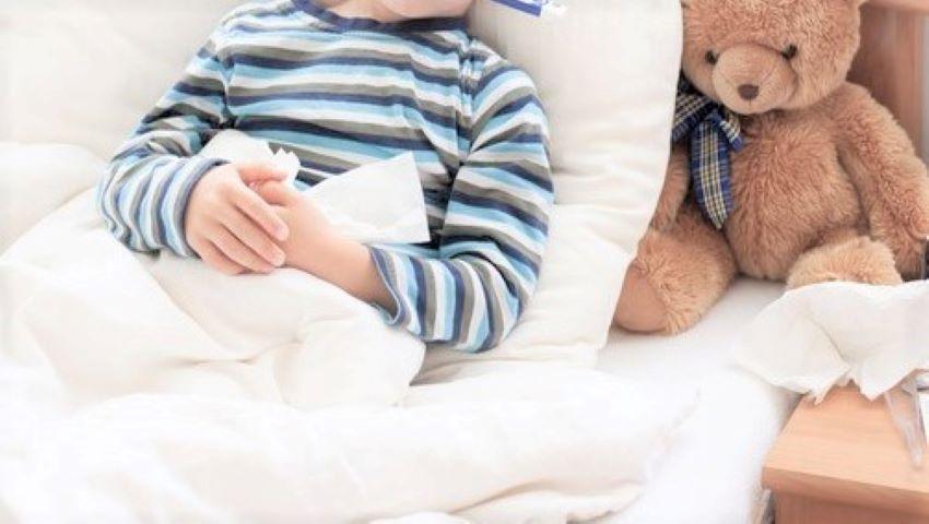 Foto: Alertă: un băiețel de 6 ani a decedat din cauza gripei