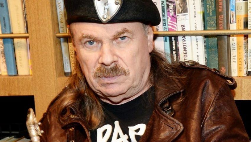 Foto: Artistul rus Vladimir Presneakov Sr. este îndurerat de moartea lui Ștefan Petrache
