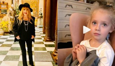 "Video! Liza Galkin cântă piesa mamei sale ,,Миллион алых роз"""