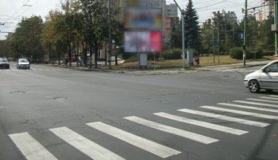 O femeie a fost lovită mortal pe bulevardul Decebal din capitală