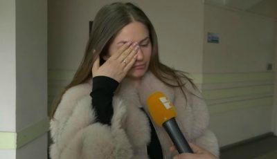 Interpreta Tatiana Spînu e în stare de șoc! A fost lovită chiar pe trecerea de pietoni