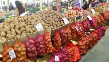 După scumpirea carburanților, s-a dublat prețul la fructe și legume