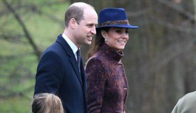 Cum s-a îmbrăcat Kate Middleton pentru a merge la biserică?