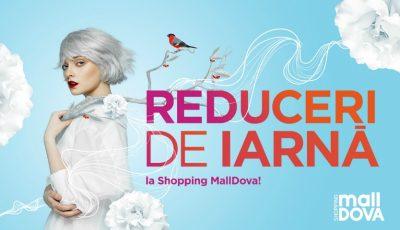 Perioada cadourilor și surprizelor continuă! La Shopping MallDova ai parte de reduceri de până la 70%