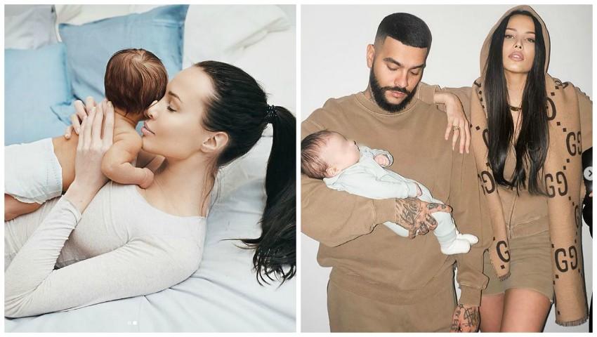 Foto: Ședință foto de sărbători: Timati și Anastasia Reshetova și-au arătat fiul!