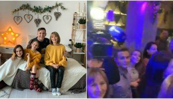 Emilian Crețu a împlinit 33 de ani și a dat startul unei campanii de caritate