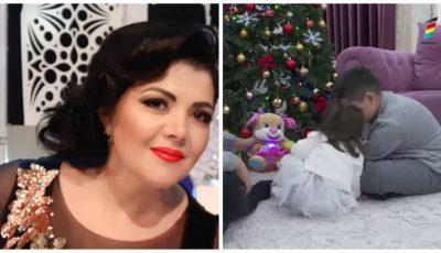Interpreta de muzică populară Anișoara Dabija și-a arătat în premieră fetița. Nicoleta va împlini în curând doi anișori
