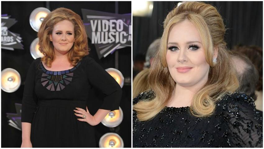 Foto: Adele nu se mai oprește din slăbit. Imagini uluitoare cu artista pe plajă în Caraibe