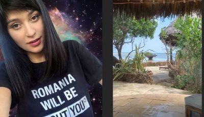 Irina Rimes și iubitul ei au plecat împreună în vacanță, în Africa