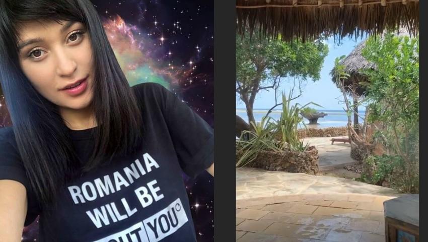 Foto: Irina Rimes și iubitul ei au plecat împreună în vacanță, în Africa