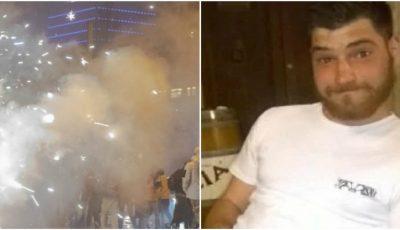 Un tânăr a murit în Italia încercând să stingă incendiul provocat de artificiile de Revelion