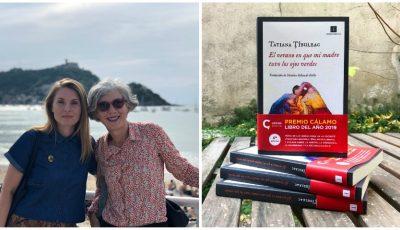 """Cartea Tatianei Tîbuleac ,,Vara în care mama a avut ochii verzi"""" a fost tradusă și premiată în Spania!"""