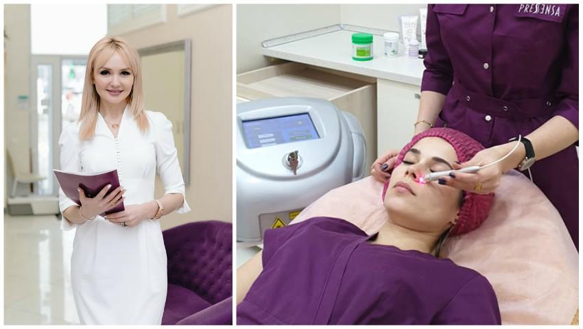 Foto: Tratamentul telangiectaziilor sau capilarelor dilatate cu laserul Dioda: o tehnologie de ultimă generație în dermato-cosmetologie