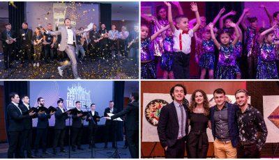 Foto! La Londra s-a desfășurat prima ediție a Festivalului Talentelor Diasporei Moldovenești!