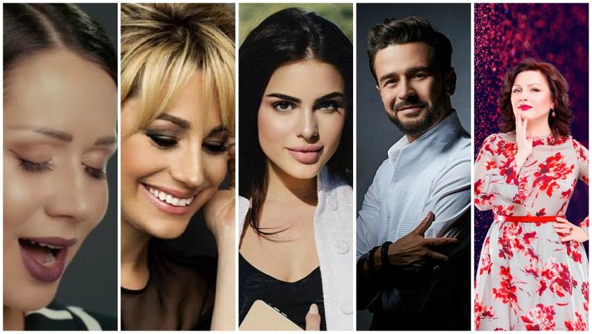 Foto: Eurovision 2020: nume sonore din showbiz și tineri interpreți, admiși la etapa audițiilor live. Ascultă piesele aici!