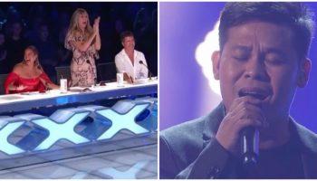 America's Got Talent: E uimitor cum poate să cânte acest tânăr! Așa ceva nu a mai văzut