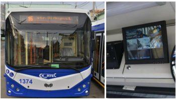 Se redeschide ruta de troleibuz nr. 16, cu modificarea itinerarului