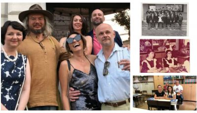 O moldoveancă plecată în urmă cu 30 de ani în SUA, cu greu și-a recunoscut țara natală