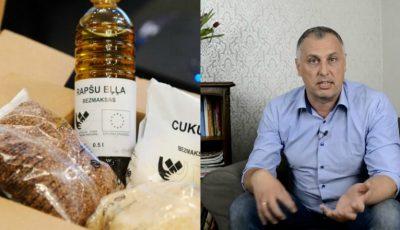 Un deputat leton a trăit cu pensia minimală timp de o lună și a slăbit 8 kg