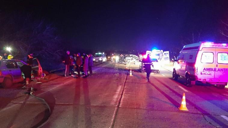Foto: În accidentul de la Anenii Noi a decedat un tânăr tată, a două fetițe gemene