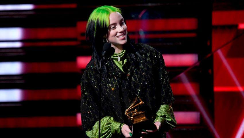 Foto: Premiile Grammy 2020. Billie Eilish este marea câștigătoare din acest an