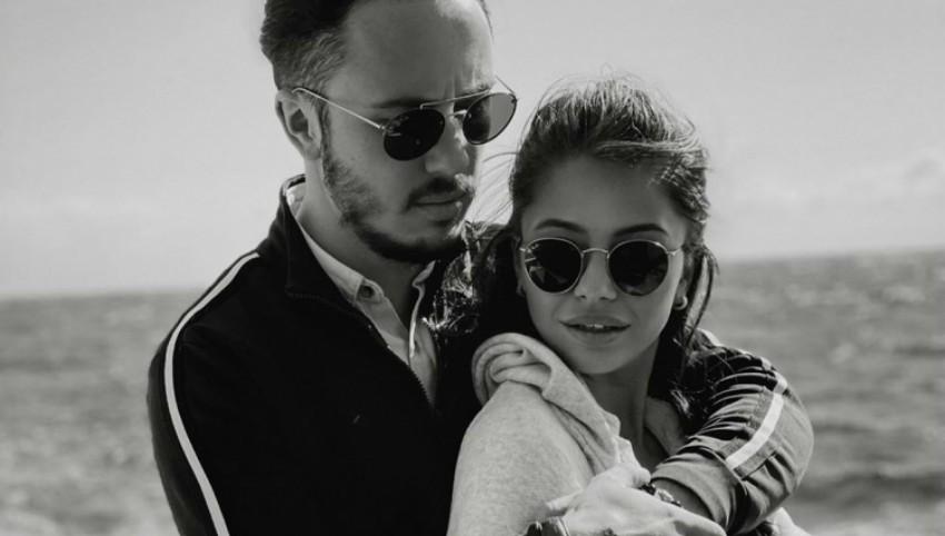 Foto: Un nou cuplu de îndrăgostiți în showbiz. Roman Burlaca și Gabriella Damir, surprinși împreună în vacanță