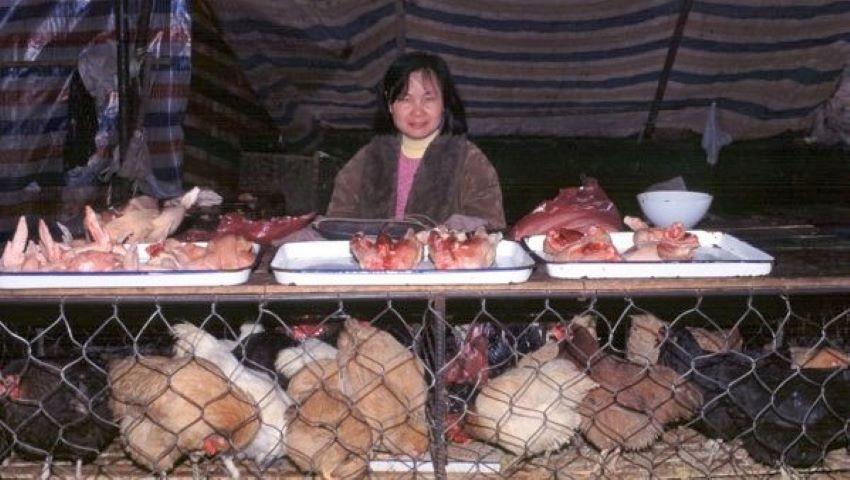 Foto: Cum arată pieţele ilegale din China, de unde s-a răspândit virusul din Wuhan