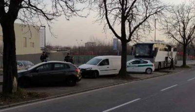 Un șofer moldovean a plătit o amendă de 2000 de euro în Italia