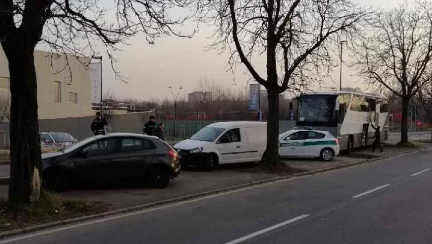 Foto: Un șofer moldovean a plătit o amendă de 2000 de euro în Italia