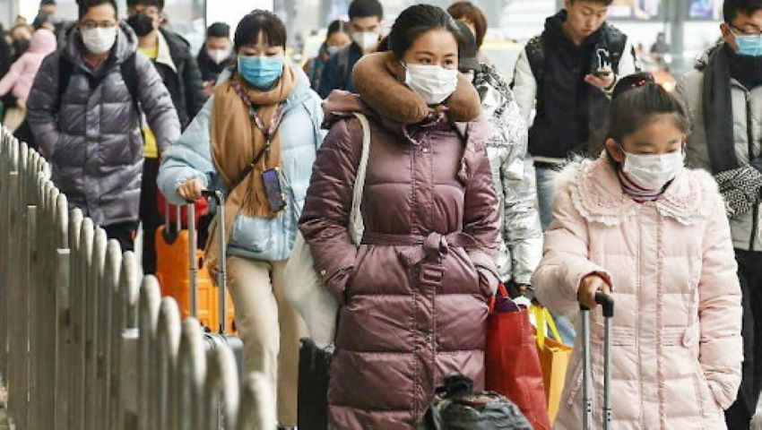 Foto: Numărul cazurilor de coronavirus în China se apropie de 6.000, anunță presa din regiune