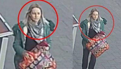 Femeia care a lăsat bebelușul în scara unui bloc, a recunoscut că este mama acestuia