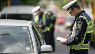 Un șef de poliție, lăsat fără permis de conducere de către subalternii săi pentru viteză excesivă