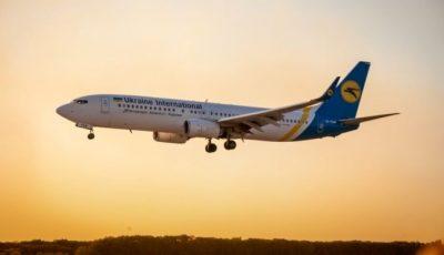 Avionul prăbușit în Iran a efectuat zboruri Kiev-Chișinău, înainte de revelion