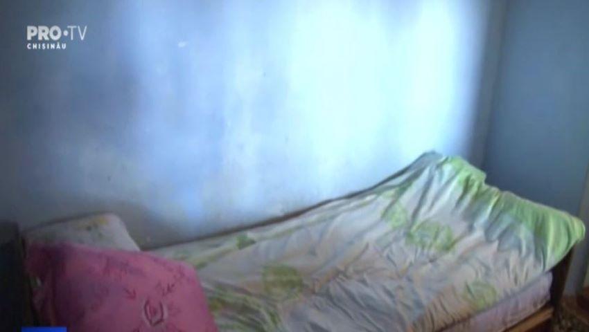 Foto: O femeie din Cimișlia crește singură șapte copii