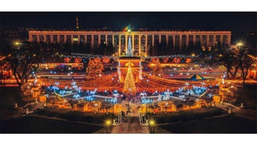 Foto: Deseară, în PMAN, va fi organizat un Spectacol de Crăciun