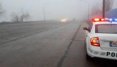 Avertizare! Va fi ceață puternică în Moldova