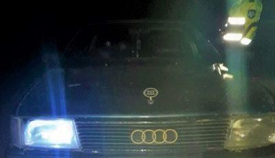 Patru copii din Bălți au furat o mașină și s-au plimbat cu ea pe străzile orașului