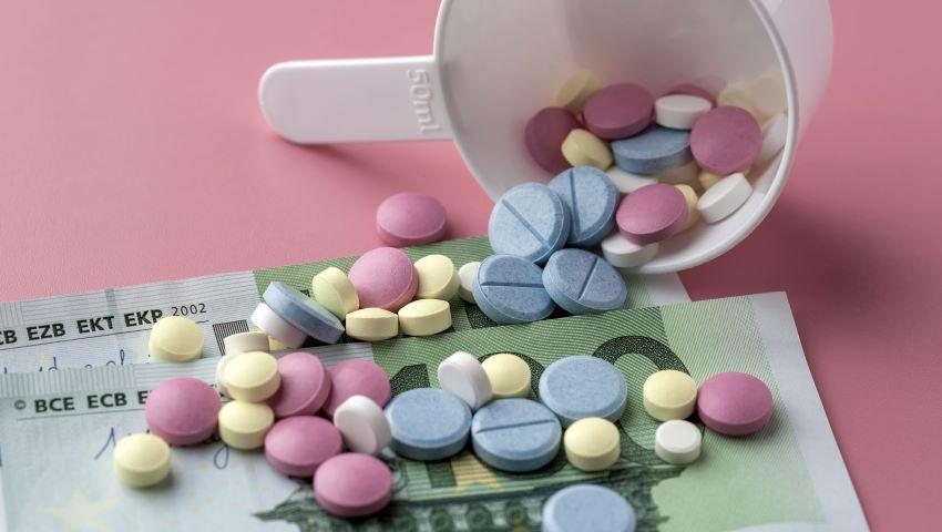 Paracetamolul, ibuprofenul și acidul acetilsalicilic, interzise la raft, în Franța