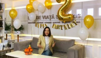 La mulți ani! Primul Centru Online de Nutriție și Sport din Moldova – galinatomas.com, a împlinit 2 ani de la lansare