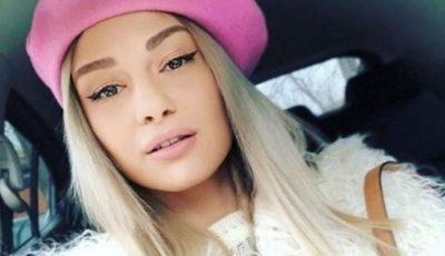 Alina Eremia a fost operată de urgență
