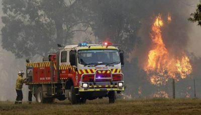 183 de persoane sunt acuzate că au dus la pornirea incendiilor din Australia