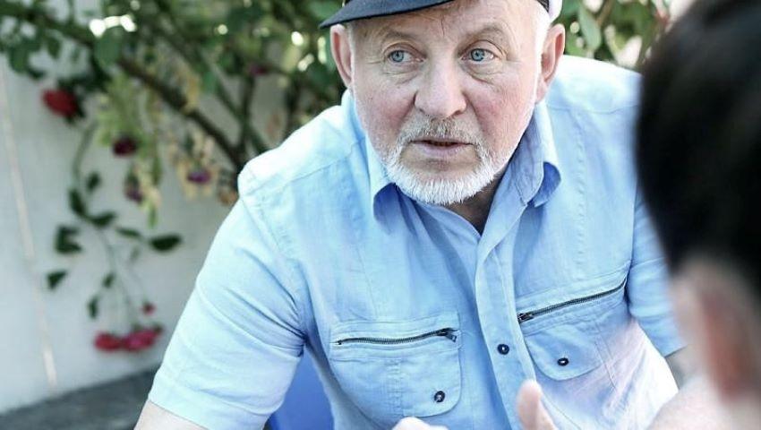 Foto: Gheorghe Urschi, mesaj de adio pentru colegul său de scenă Ștefan Petrache