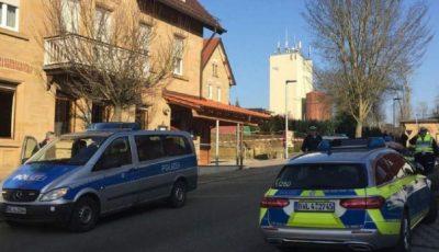 Familie masacrată în Germania. Un tânăr și-a ucis părinţii și alte 4 rude